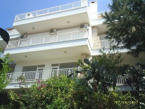 Apartment For Sale on Castle Hill Alanya