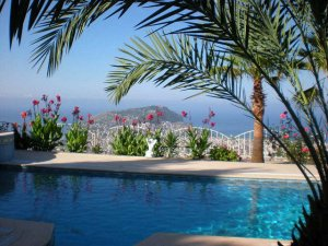 For sale Luxury villa with panoramic dream in a prime location of Alanya Bektas